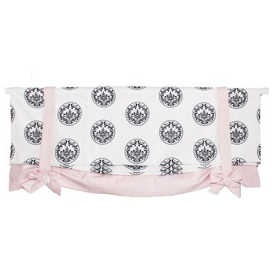 Doodlefish Amore Tie-Up Curtain Valance