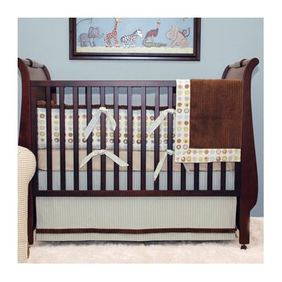 Bubbles Crib Bedding Collection