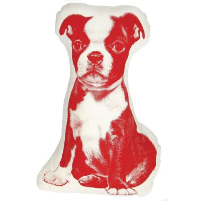 Mini Organic Cotton Terrier Cushion