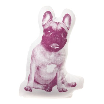 Fauna Mini Organic Cotton French Bulldog Pillow