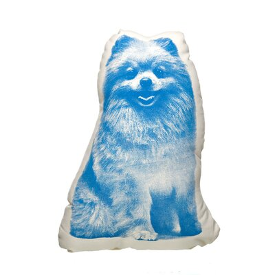 Fauna Organic Cotton Pomeranian Pillow