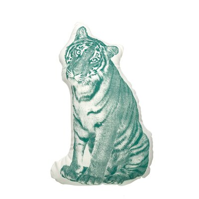 Fauna Organic Cotton Tiger Pillow
