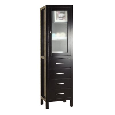 Wellmont 4 Drawer Side Cabinet