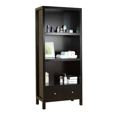 Virtu Barnum 2 Drawer Vanity Side Cabinet
