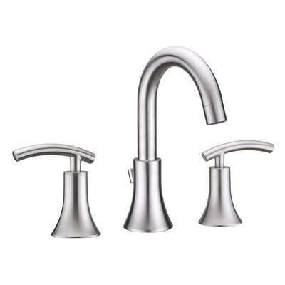 Athen Double Handle Widespread Faucet - PS-268-BN / PS-268-PC