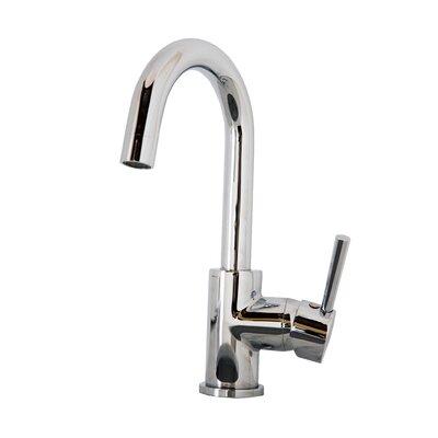 Virtu Lithios Single Handle Single Hole Bathroom Faucet