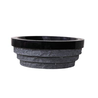 Pallas Vessel Sink - VST-2065-BAS