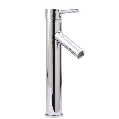 Virtu Single Handle Vessel Bathroom Faucet