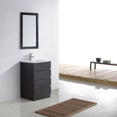 Sleek And Simple Bathroom Vanities | Modern World Furnishing Designer