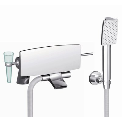 Fima by Nameeks De Soto Deck Mount Tub and Shower Faucet Trim