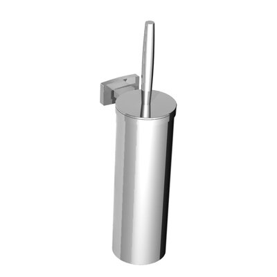 Fima by Nameeks De Soto Toothbrush Holder in Chrome