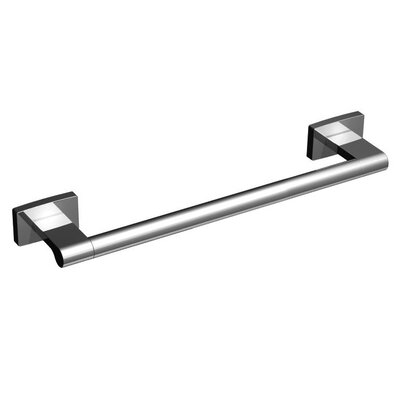 "Fima by Nameeks De Soto 12"" Towel Bar in Chrome"