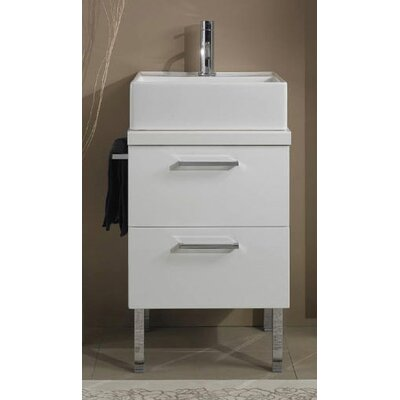 "Iotti by Nameeks Aurora 18.6"" Bathroom Vanity Set"