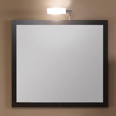 "Iotti by Nameeks Aurora 30.9"" Mirror With Frame"