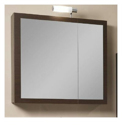 "Iotti by Nameeks Luna 30.9"" x 27.7"" Surface Mounted Medicine Cabinet"