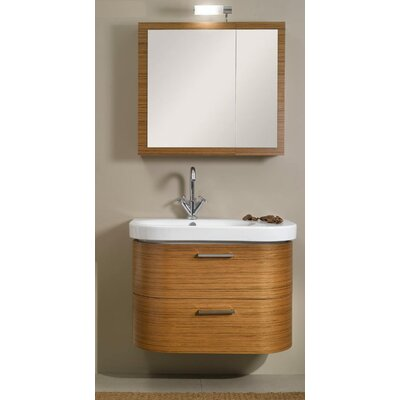 "Iotti by Nameeks Rondo 33.8"" Bathroom Vanity Set"