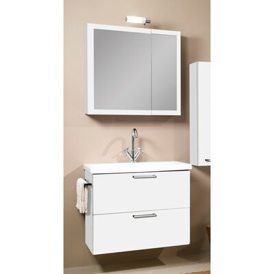 "Iotti by Nameeks Luna 30.4"" Bathroom Vanity Set"