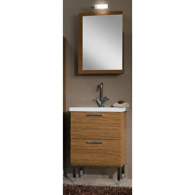 "Iotti by Nameeks Luna 24"" Bathroom Vanity Set"