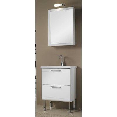 "Iotti by Nameeks Luna 22.5"" Bathroom Vanity Set"