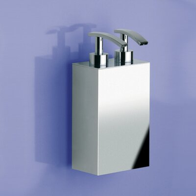 Accessories Double Soap Dispenser