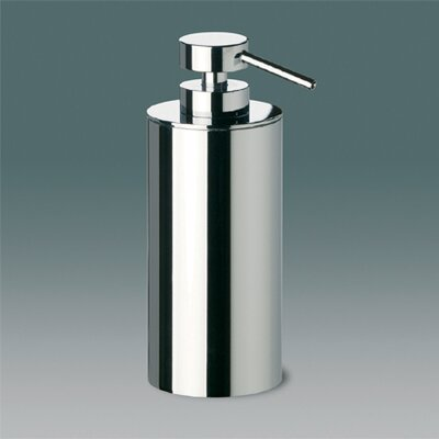 "Windisch by Nameeks 6.5"" x 2.4"" Accessories Soap Dispenser"