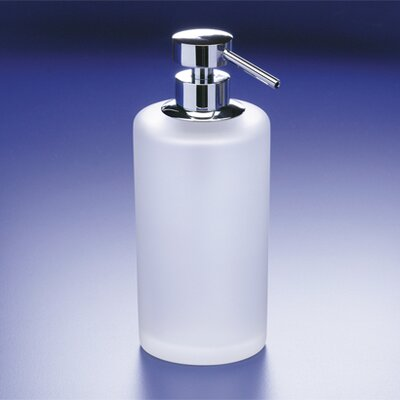 Windisch by Nameeks Frozen Glass Soap Dispenser