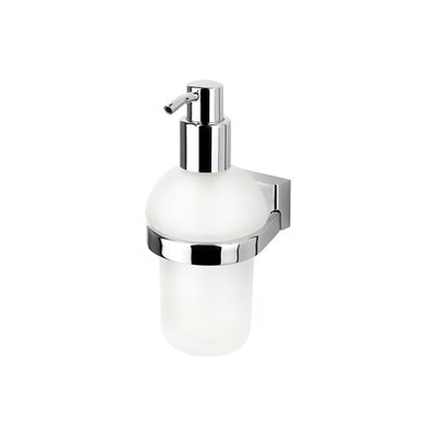 Geesa by Nameeks BloQ Wall Mounted Soap Dispenser