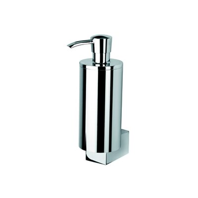 Geesa by Nameeks Nexx Wall Mounted Soap Dispenser in Chrome