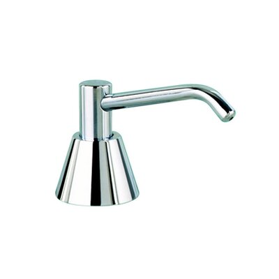 Geesa by Nameeks Standard Hotel Surface Soap Dispenser in Chrome