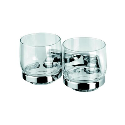 Geesa by Nameeks Standard Hotel Double Tumbler Holder