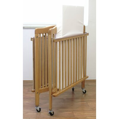 Folding Wooden Compact Crib