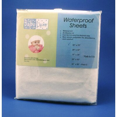 L.A. Baby Waterproof Twin Sheet
