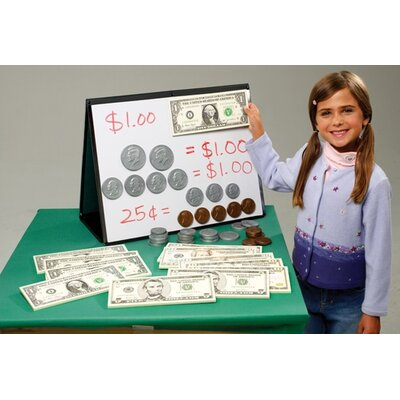 Educational Insights Big Money - Magnetic Coins and Bills