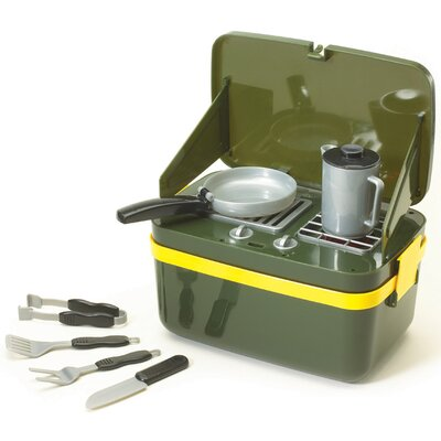 Educational Insights 4 Piece Grill and Go Camp Stove Set