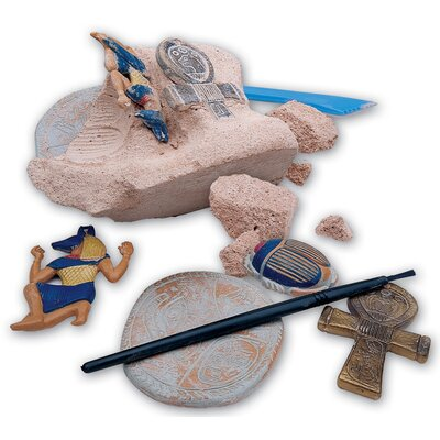 Educational Insights GeoSafari Buried Treasures Egyptian Dig