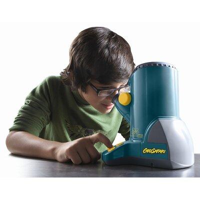 Talking Electron Microscope