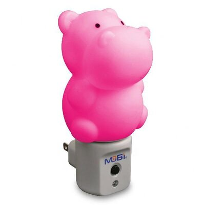 MOBI Wall Mate Hippo Night Light