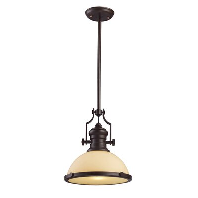 Landmark Lighting Chadwick 1 Light Pendant
