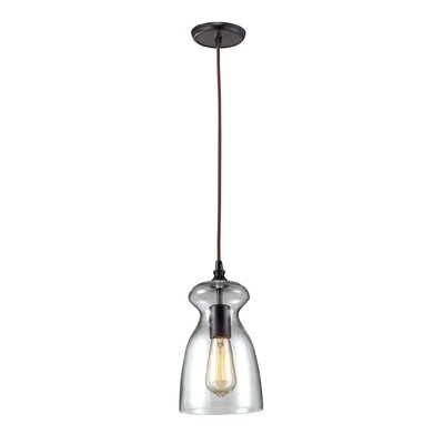 Menlow Park 1 Light Pendant