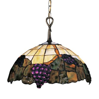 Landmark Lighting Grapevine 2 Light Pendant