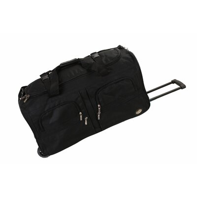 "Rockland 30"" 2-Wheeled Travel Duffel"