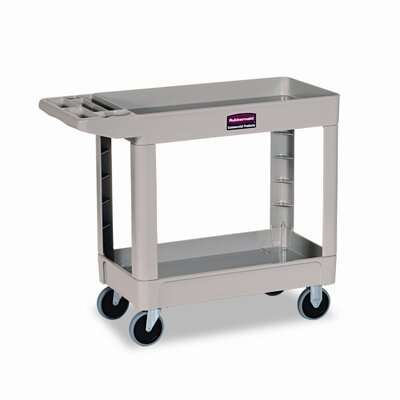 "Rubbermaid 40"" Commercial Heavy-Duty Utility Cart"