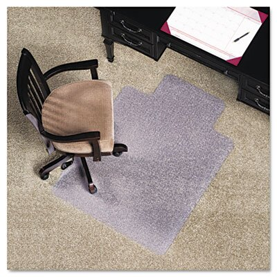 Rubbermaid Diamond PlushMat Medium Pile Carpet Chair Mat