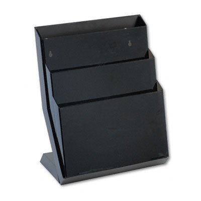 Rubbermaid 3-Pocket Desktop Stand