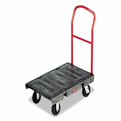 Rubbermaid Commercial Heavy-Duty Platform Truck Cart