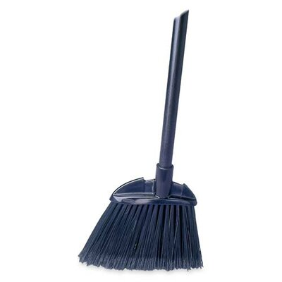 Rubbermaid LobbyPro Broom, Black