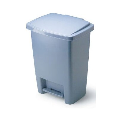 Rubbermaid 33 Quart Step-On Wastebasket