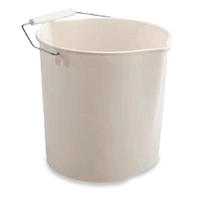 Rubbermaid 11 Quart Bisquit Neat'n Tidy Bucket