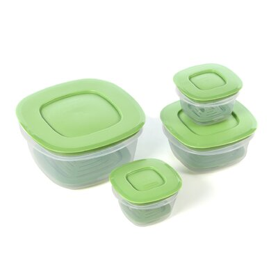 Rubbermaid 4 Piece Produce Saver Food Storage Set