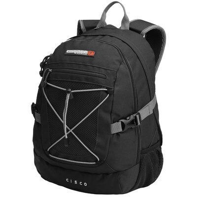 Caribee Cisco Day Pack in Black